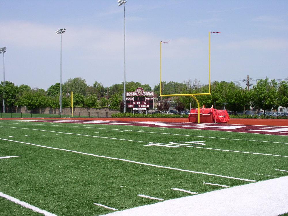 riggin field -