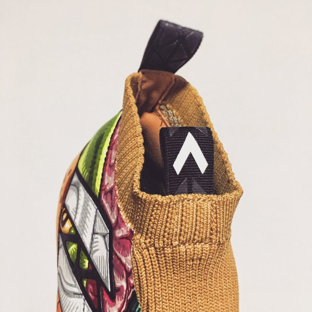 Adidas ACE Pure Control +18. KAWS