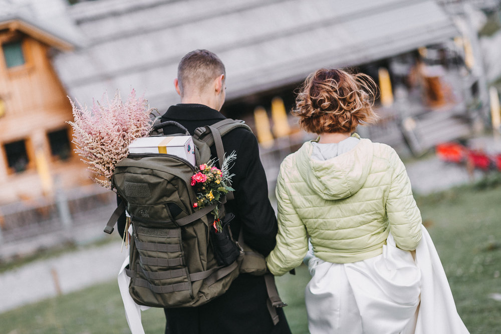 Hiking-Elopement