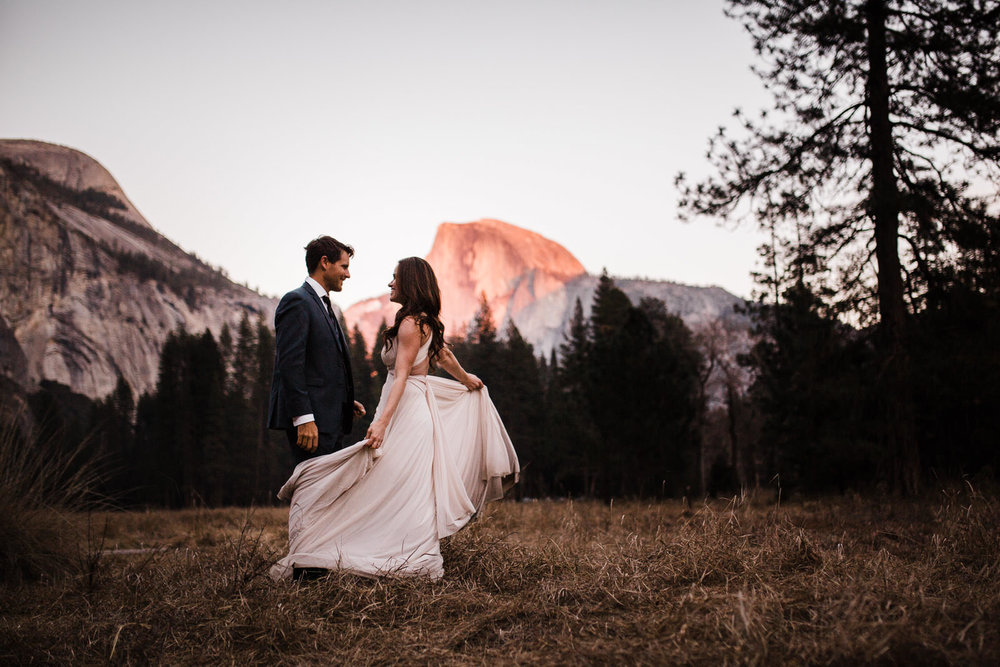 Intimate-Bridal-Couple-Wilderness