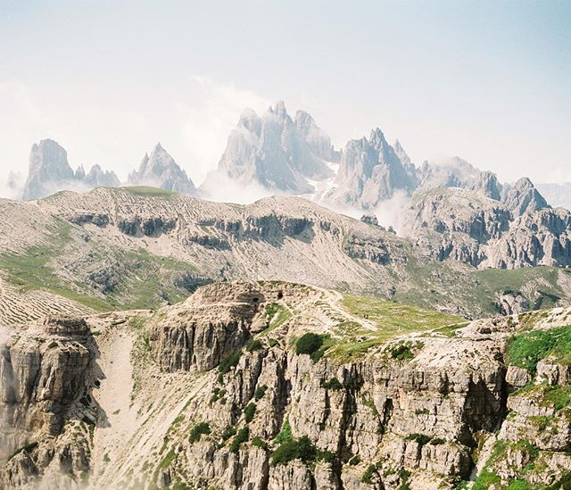 One thing film has given back to me is the joy of bringing a camera with me on personal travel trips or hikes in the mountains. I tend to forget what I photographed and it's always a little bit like Christmas when I get the scans back from the lab.  #dolomites #dolomiten #misurina #auronzo #outboundcollective #analogfotografie #filmphotography #analogfotografie #analoglove #fuji400h #fineartfilm #fineartfilmphotographer #photobugcommunity #mediumformatfilm #mamiya #cortinadampezzo #cortinadolomiti #belluno #igersbelluno #southtyrol #südtirol #dolomitibellunesi #dolomiti #dolomitesunesco