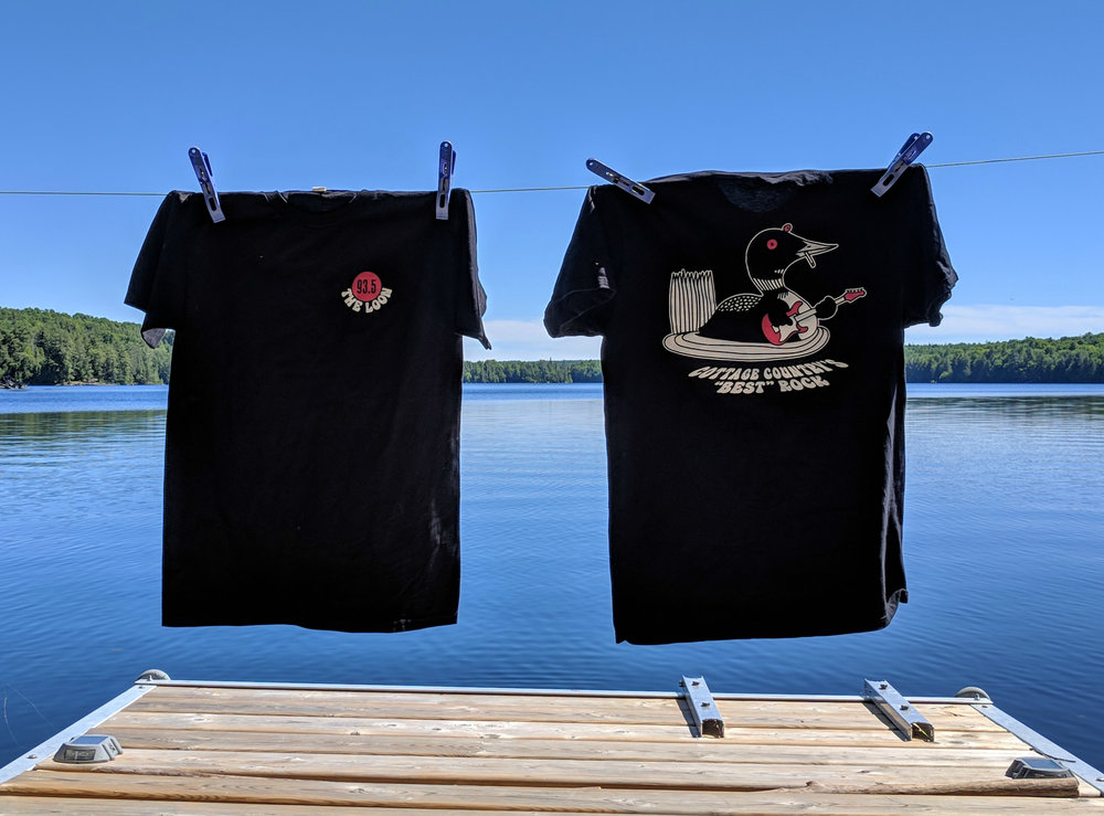 Cottage Country best Rock T shirt lake.jpg