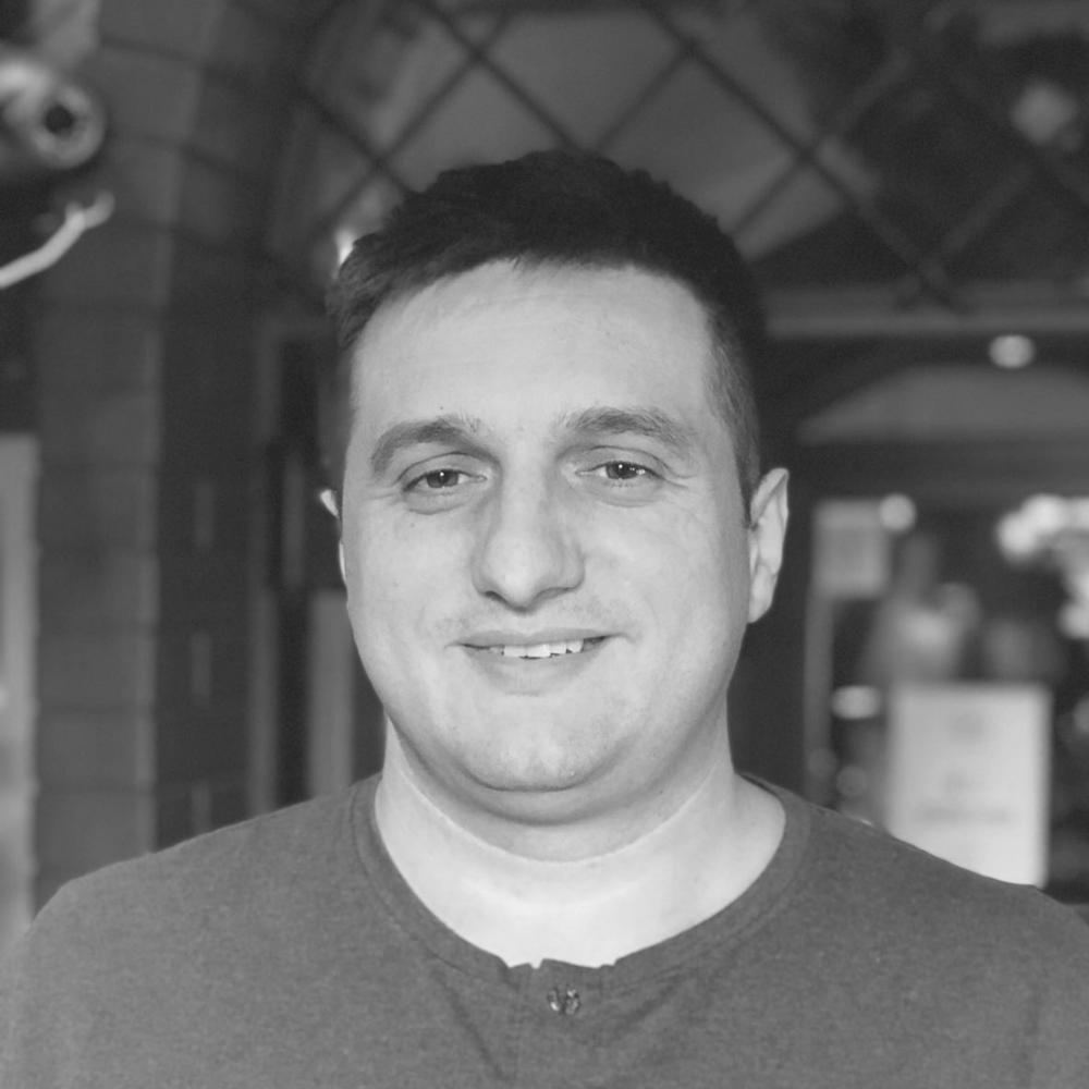 Vladan Raković - Senior Firmware Developer