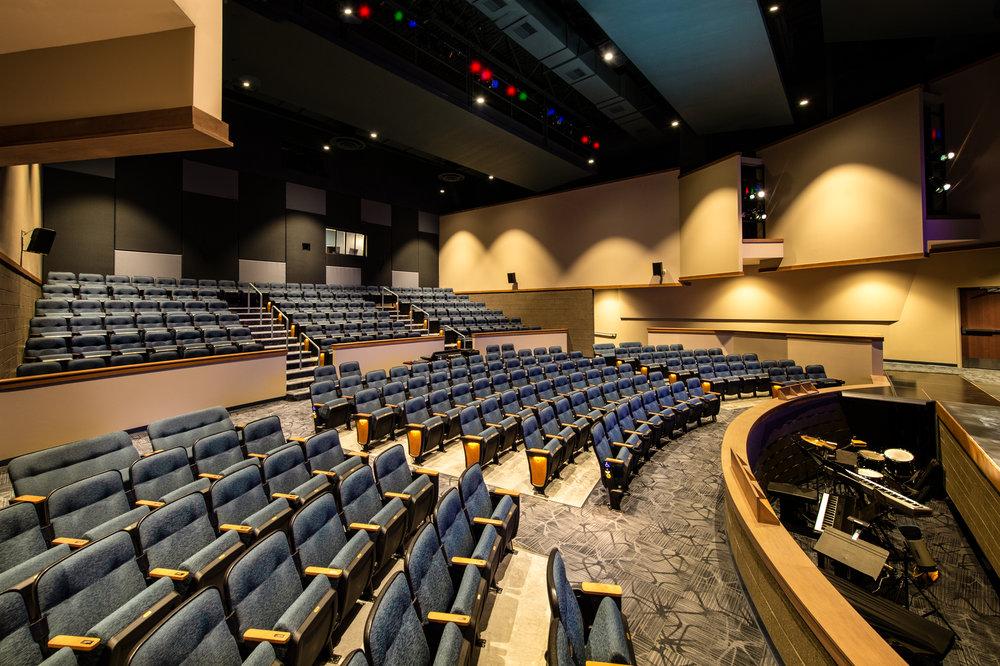 OSilas Lakeshore Theatre