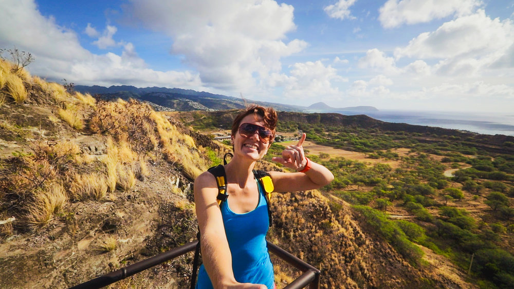 Hawaiian Airlines | Diamond Head Hike | Web