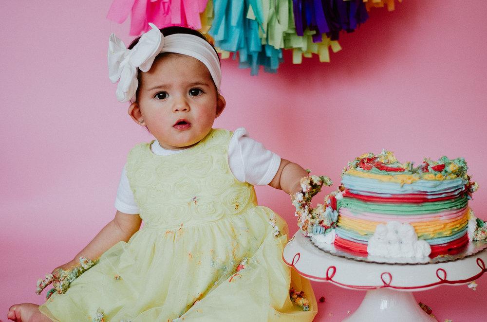 SMASH CAKE -