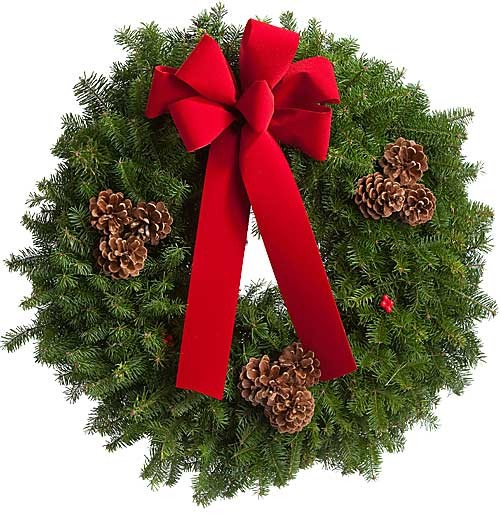 Annual Holiday Wreath and Grave Blanket Sale -