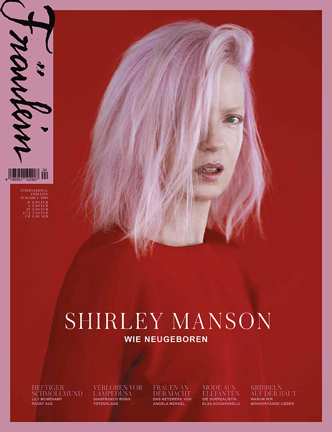 SHIRLEY MANSON - FRAULEIN