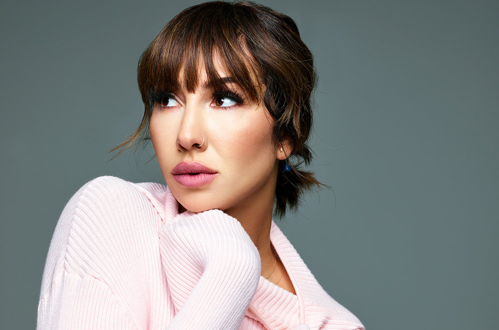 Orange Is The New Black's  Jackie Cruz  plays Lucy's best friend in the film.