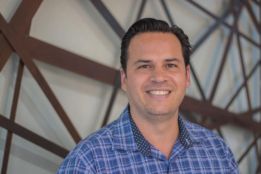 Tony Media, Vise President of Sales at Naddours Custom Metalworks