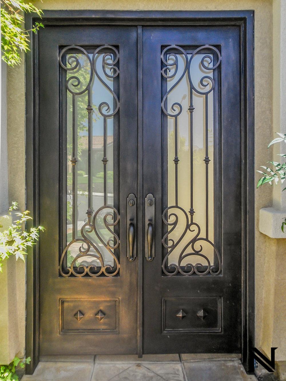 Doors C6