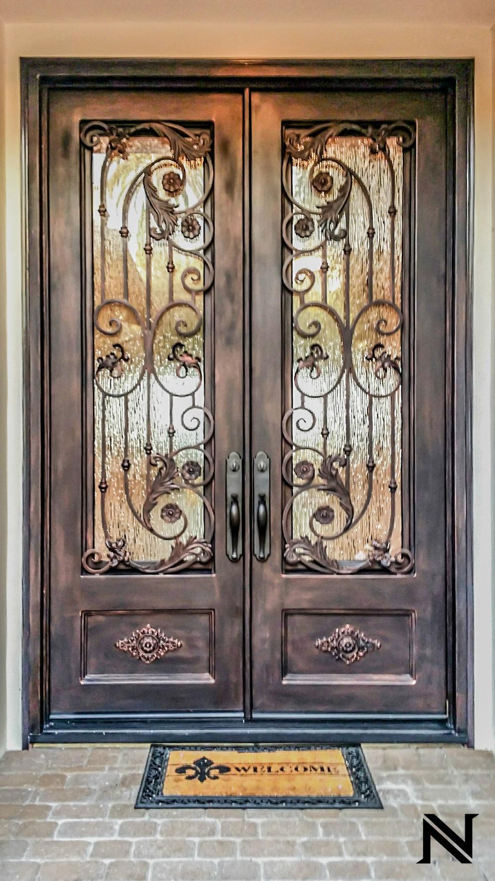 Doors A8