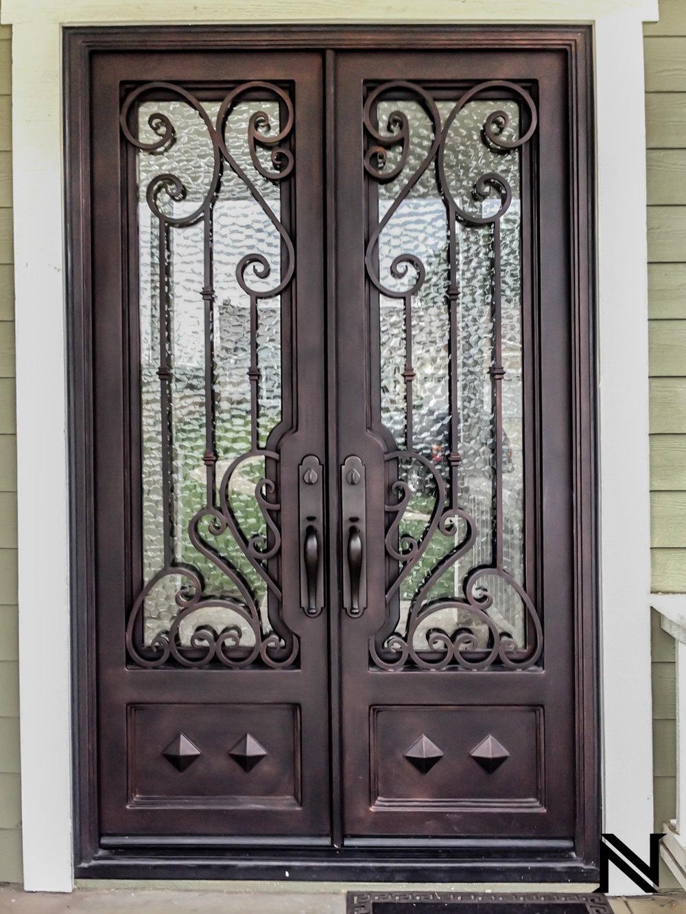 Doors C8