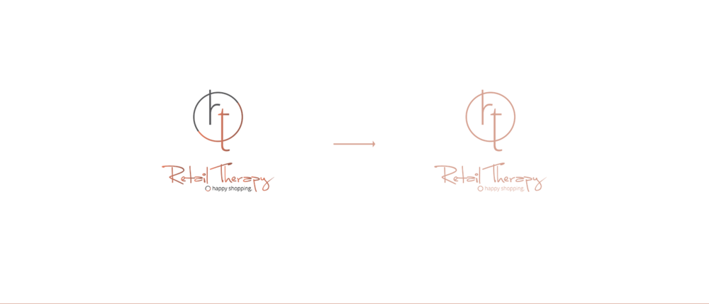 Modernized existing logo identity by going with a flat color choice