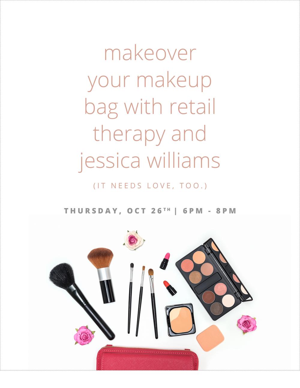 Event flyer for Instagram and Facebook