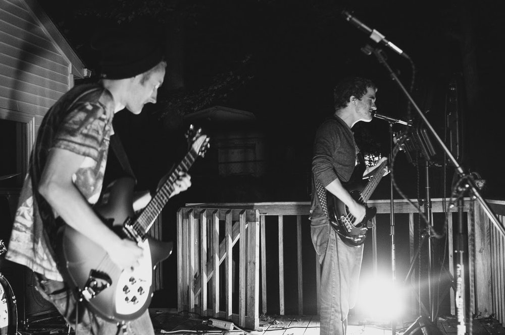 Kobika - (2016 - present)Michael Clark - Drums, VocalsEli Gordy-Stith - Guitar, Bass, VocalsRyan Yoder - Bass, Guitar, Vocals
