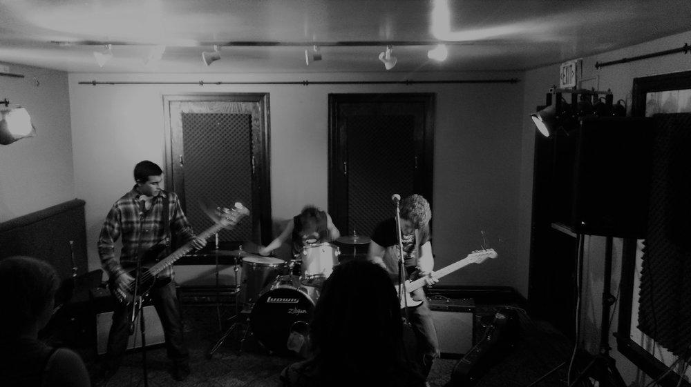 Paint The Sun - (2015)Eli Gordy-Stith - Guitar, VocalsDiego Romero - Bass, VocalsShane Spencer - Drums