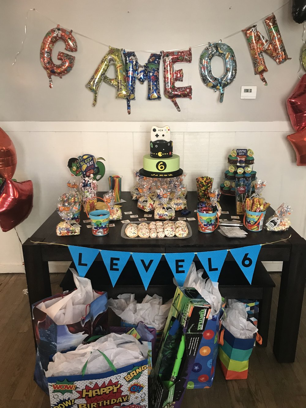 The Most Epic Video Game Birthday Party Miri Makes It Happen