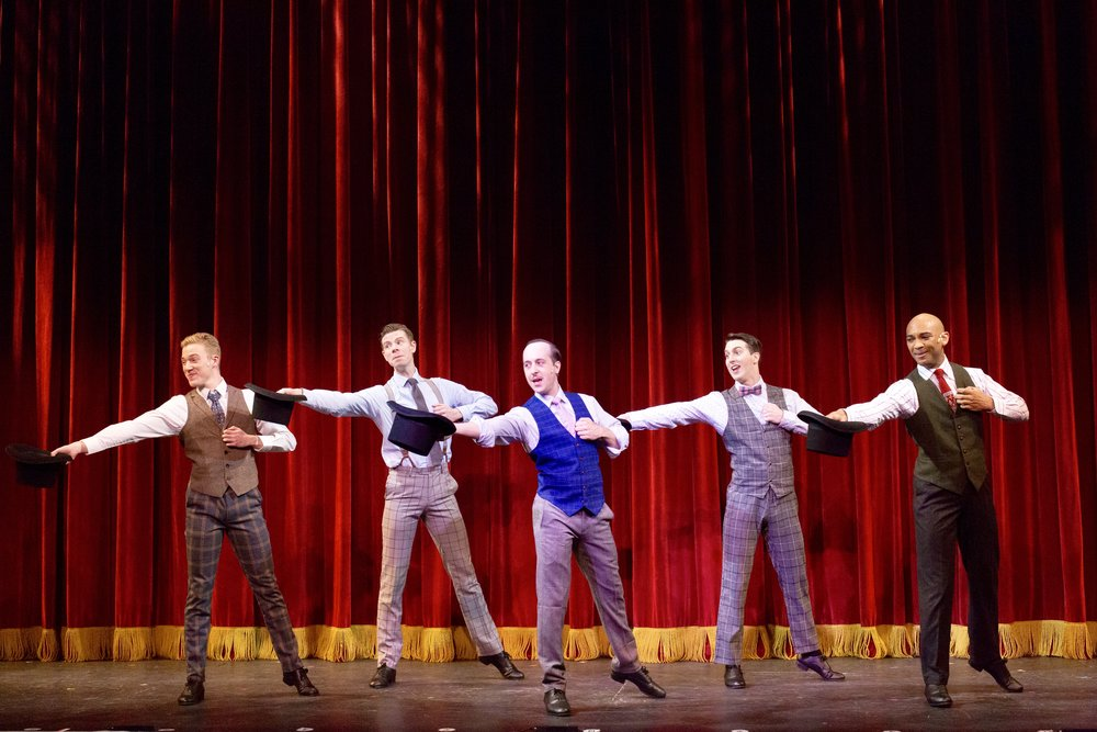 Dames  (Blakely and the Men of  42nd Street )