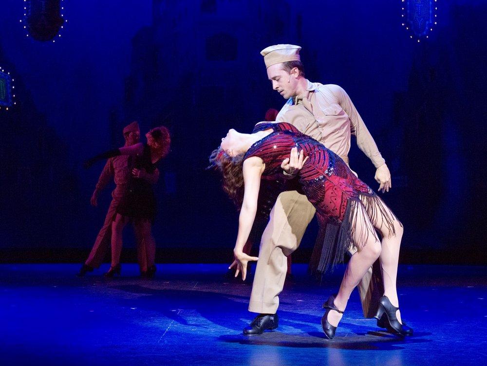 42nd Street Ballet  (Blakely and Tessa Grady)