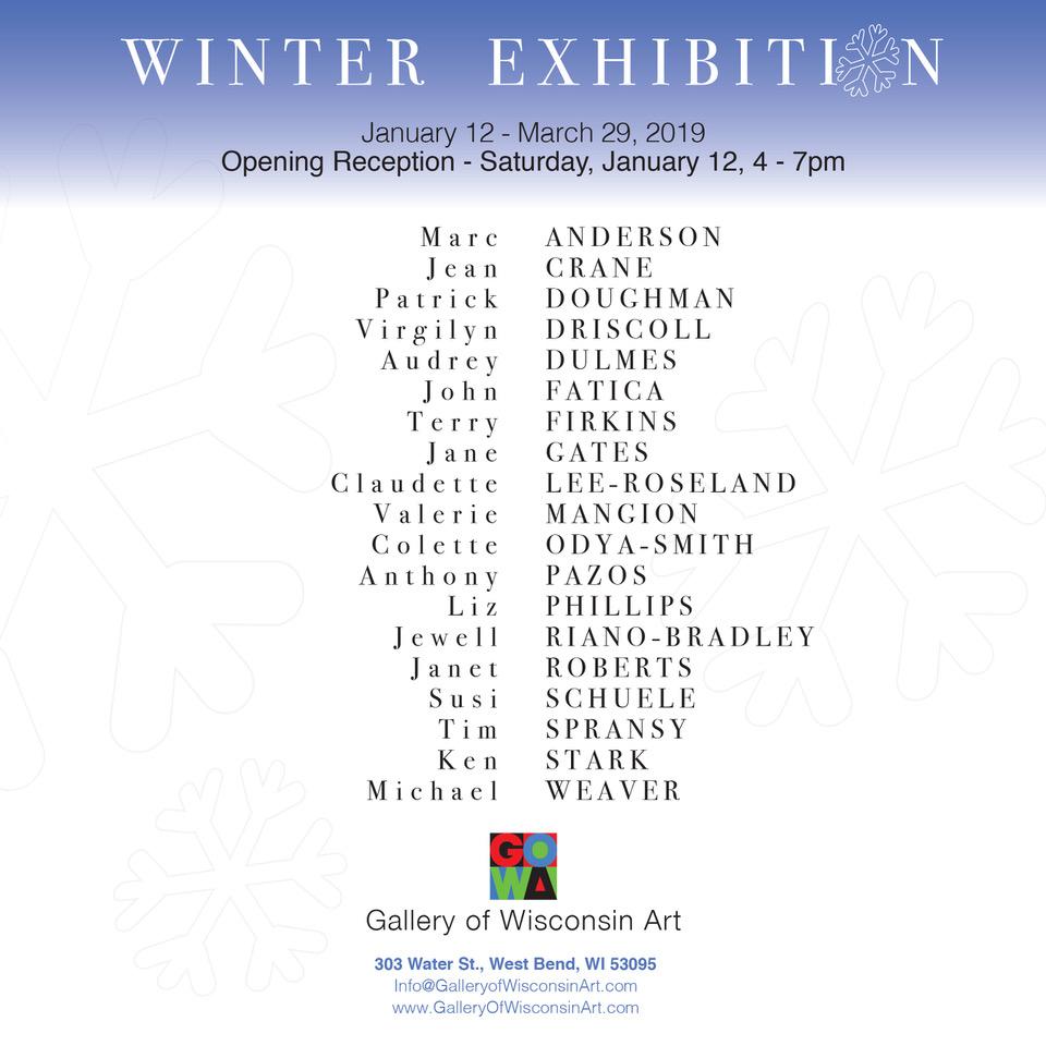 2019 Gallery of Wisconsin Art Winter Exhibition.jpg