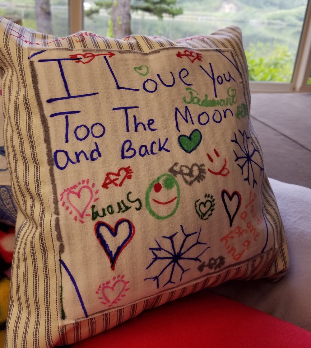 Each camper will make a hand crafted gift for their sibling. -