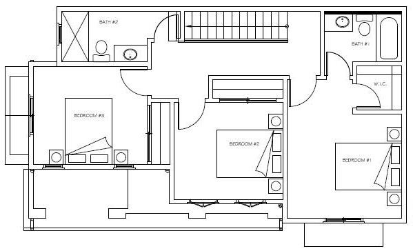 Unit 1 Floor 2