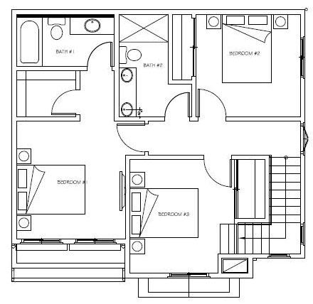 Unit 3, 7, 11 Floor 2