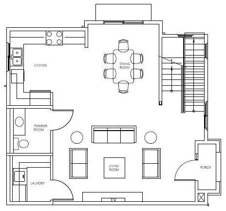 Unit 4 Floor 1