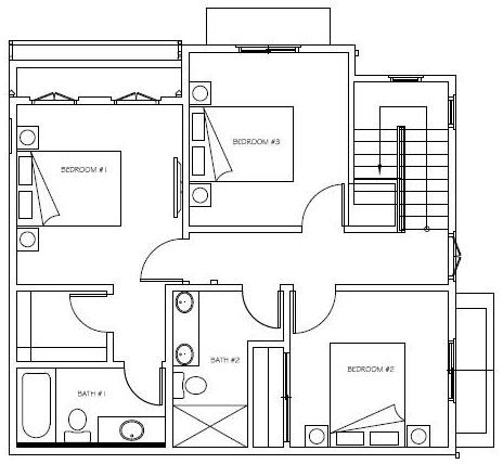 Unit 8, 12, 16 Floor 2