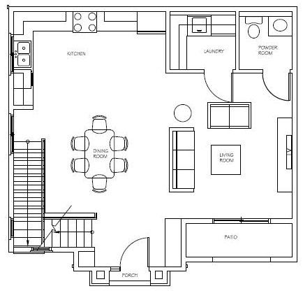 Unit 9, 13, 17 Floor 1