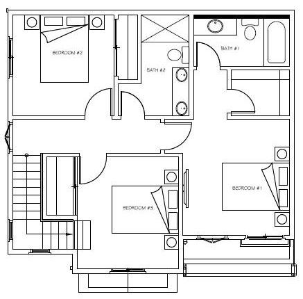 Unit 9, 13, 17 Floor 2