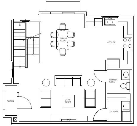 Unit 10, 14, 18 Floor 1