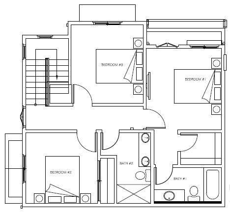 Unit 10, 14, 18 Floor 2