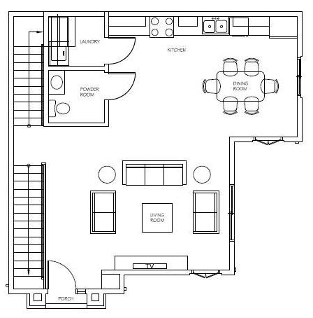 Unit 19 Floor 1