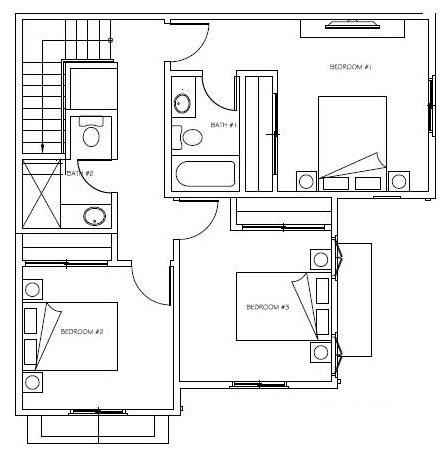 Unit 19 Floor 2
