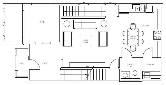 Unit 2 Floor 1