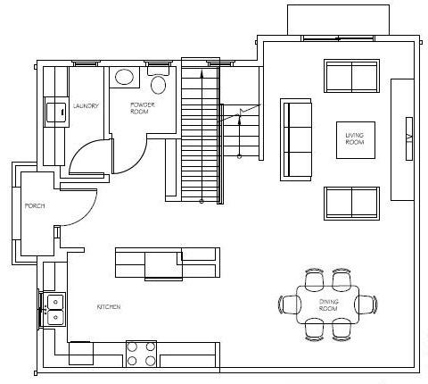 Unit 6 Floor 1