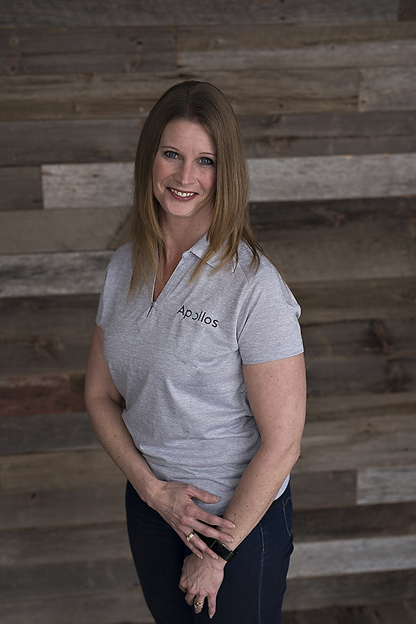Teresa Scheffee - Administratortscheffee@apolloswater.com(O) (765) 563=3036(C) (765) 607-0400