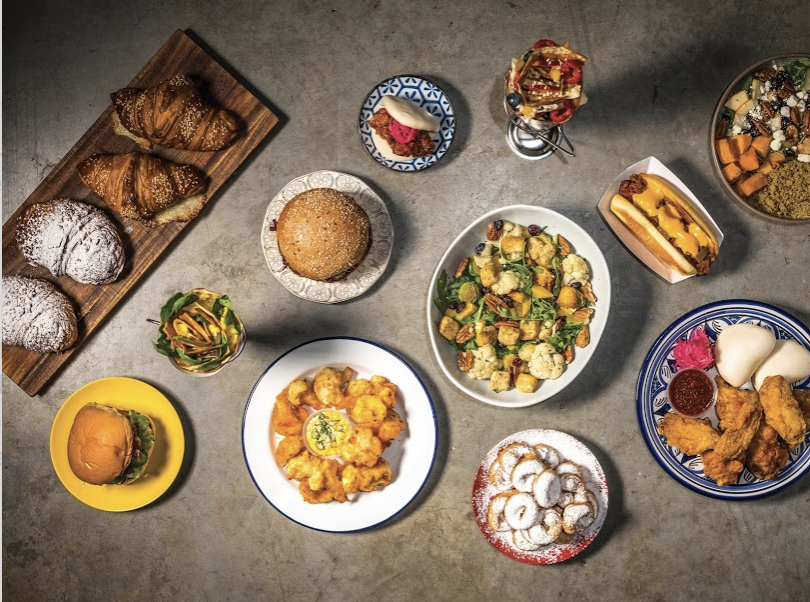 Resurgence of Food Halls  | I'm loving the creativity and food&bev innovation happening in fast casual dining in New York right now. We're spoiled with a diverse array of street-food inspired eats like Union Fare, Dekalb Market Hall, Gotham Market, Canal Street Market and Urbanspace