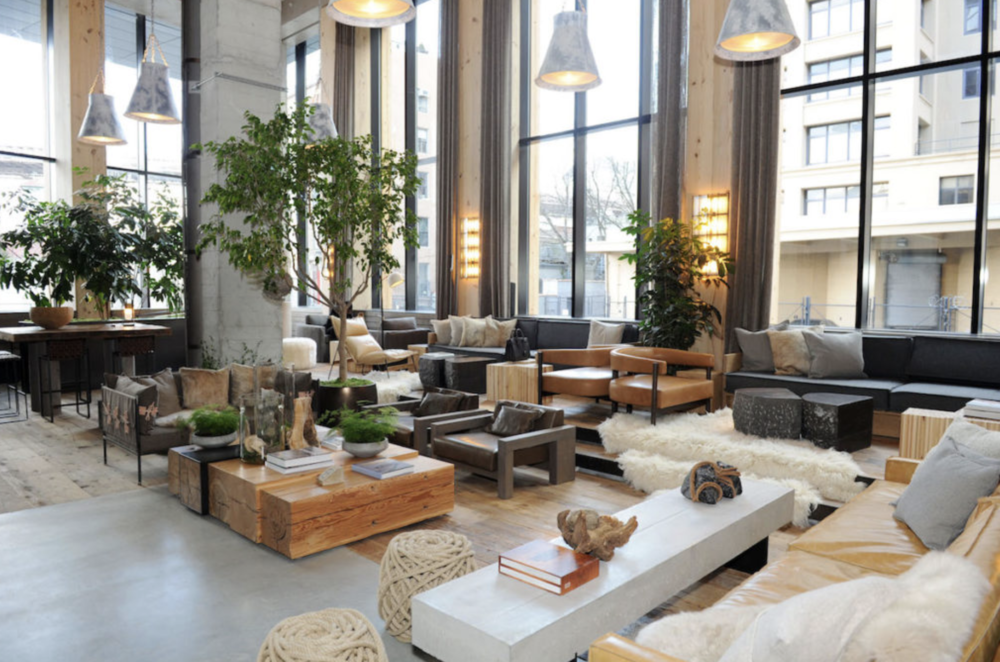 """A reinvention of hospitality rooted in think globally + design locally  