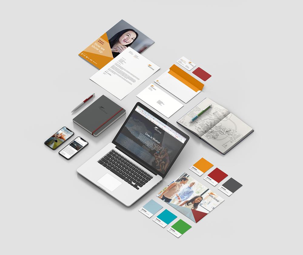 Emotif - Brand Identity Design