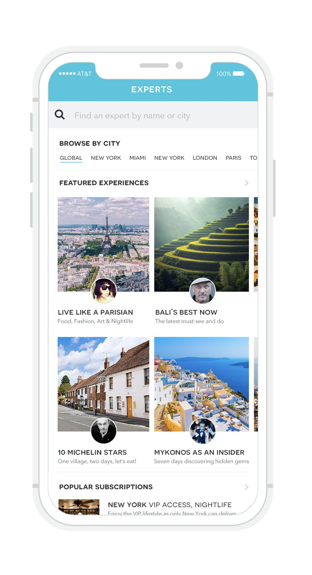 Emotif - Mobile App User Experience Design