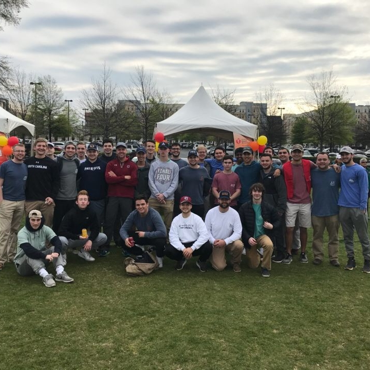 Delta U goes to Columbia Heart walk - 3/24/18All Delta U brothers volunteered at the local Columbia Heart walk hosted by local alumni, Brother Terry Schmoyer. We directed traffic, served food, and helped set up the expo area. It was a great morning and we were happy to help one of out most active alumni. We thank Mr. Schmoyer for the wonderful opportunity.Δικαια Υποθηκη.
