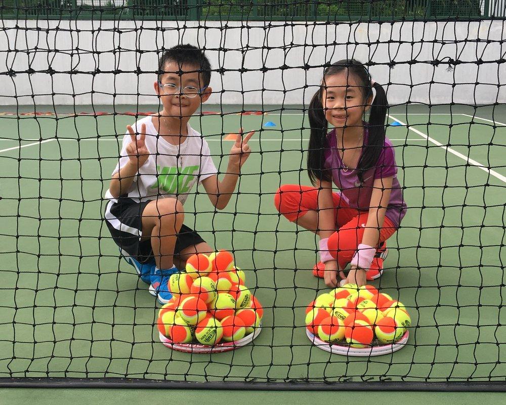 Play Tennis Kids Lessons