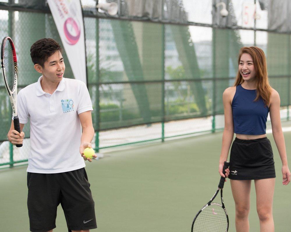 Tennis Coach Singapore
