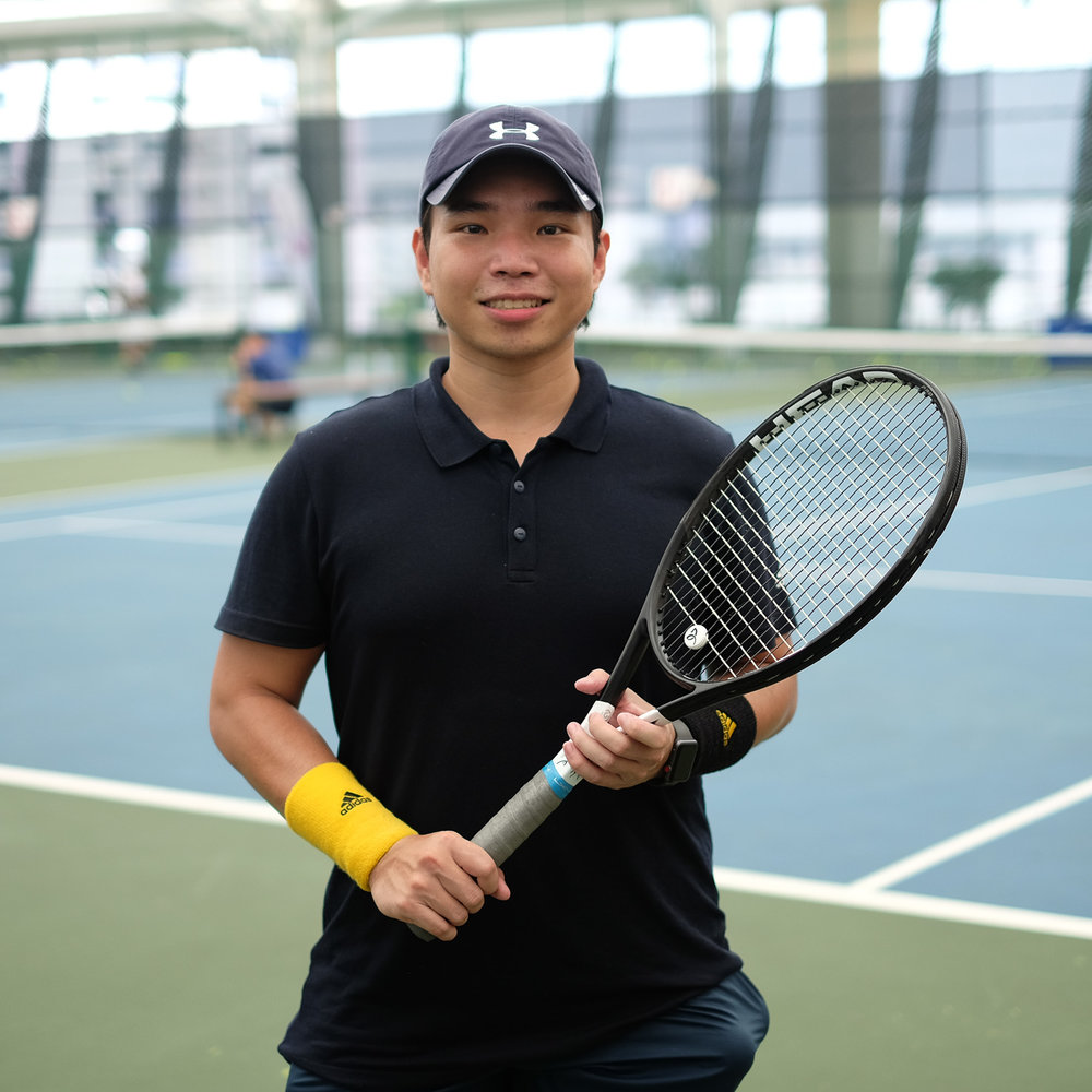 Awesome Tennis Coach - Play! Tennis has a team of awesome tennis coaches who are passionate about the game and patient with their students. I have been training regularly with my tennis coach am now able to rally with consistency from the baseline. I will continue with my tennis training and I hope to be able to play some competitive matches soon!Ezekiel Wong