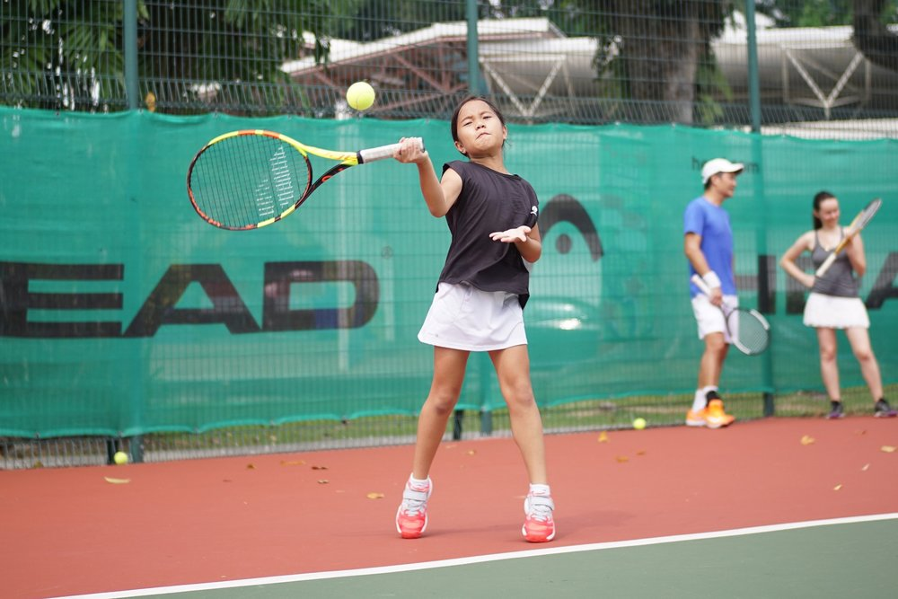 Tennis Coach Singapore Kids