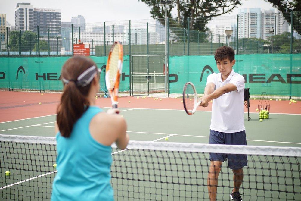 What makes a good tennis coach