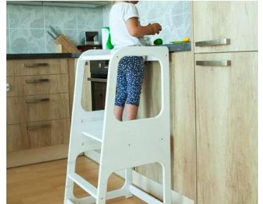 Kitchen Helper Safety Stool